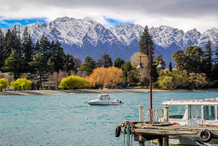 Queenstown, South Island, New Zealand | by krisztianpanczel
