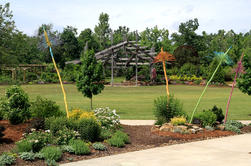 botanical garden of the ozarks by bob c anderson - Botanical Garden Of The Ozarks