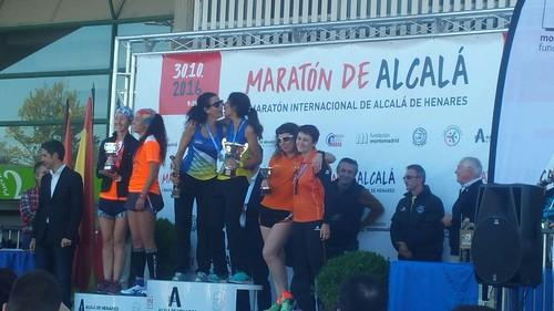 Maraton de Alcala de Henares 2016