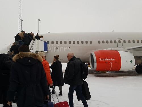 SAS: Stockholm > Berlin