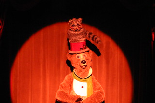 The Host of Country Bears Christmas Special - Henry - along with Sammy | by Disney, Indiana