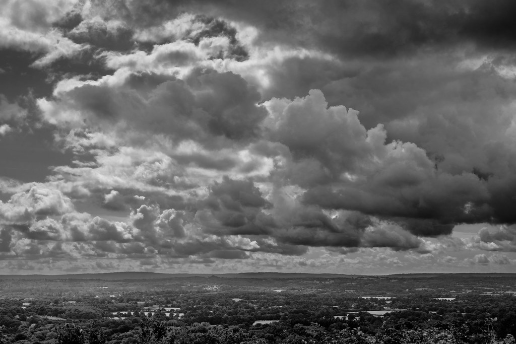 Toys Hill Sky A Wonderful Cloudy Sky From Toys Hill The H Flickr
