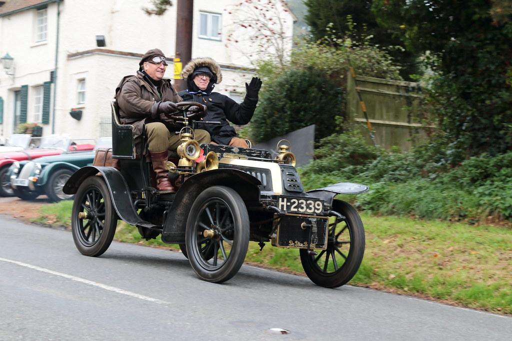 Bonhams 2015 London to Brighton Veteran Car Run | David Seall | Flickr