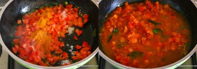 tomato gojju 2