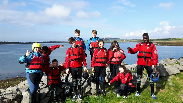 LCA at the Burren Outdoor Education Centre 2016