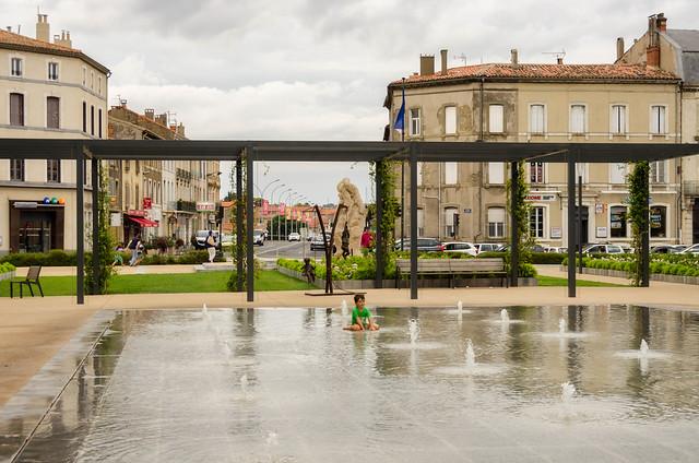 Place Gambetta, Carcassonne