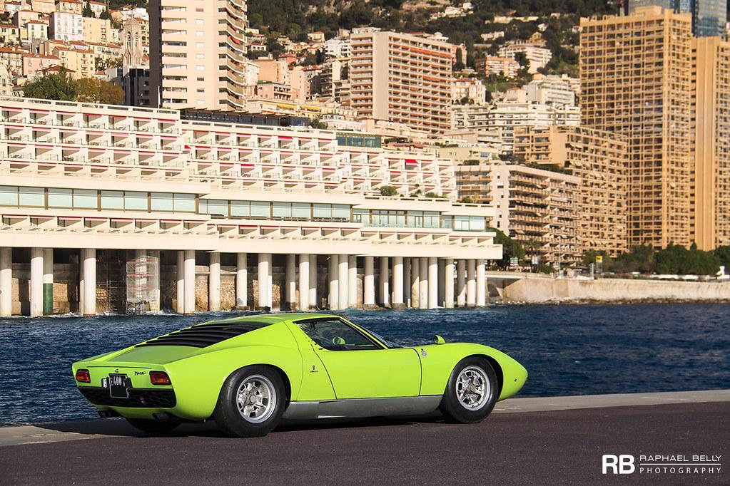 Lamborghini Miura P400 Raphael Belly Flickr