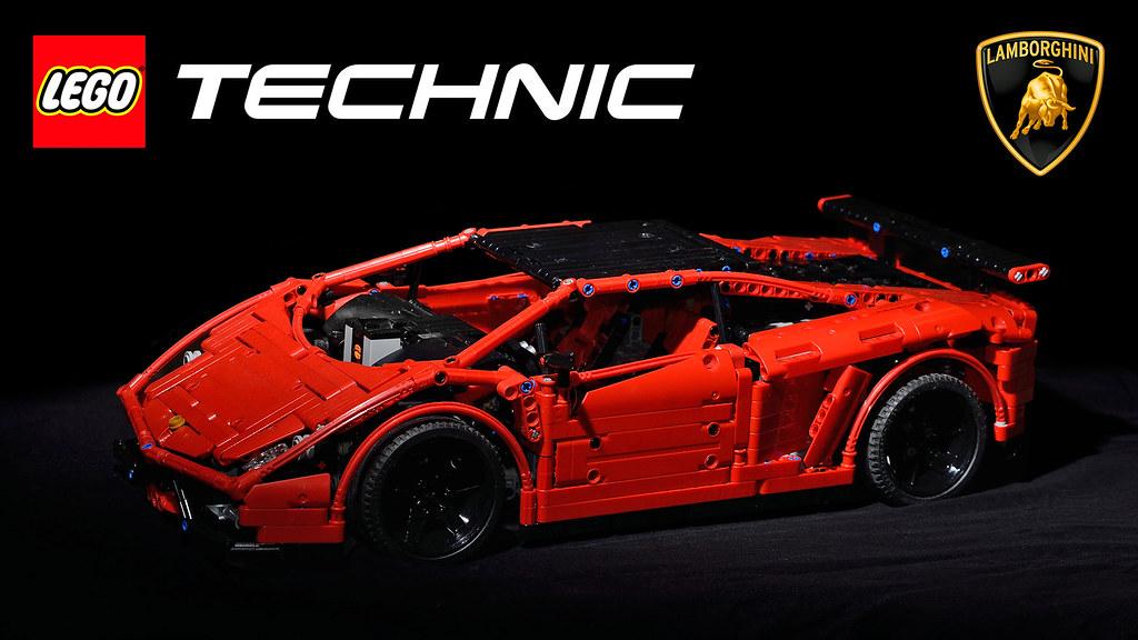artemy lamborghini super build stradale technic with rebrickable gallardo trofeo lego pad mocs moc