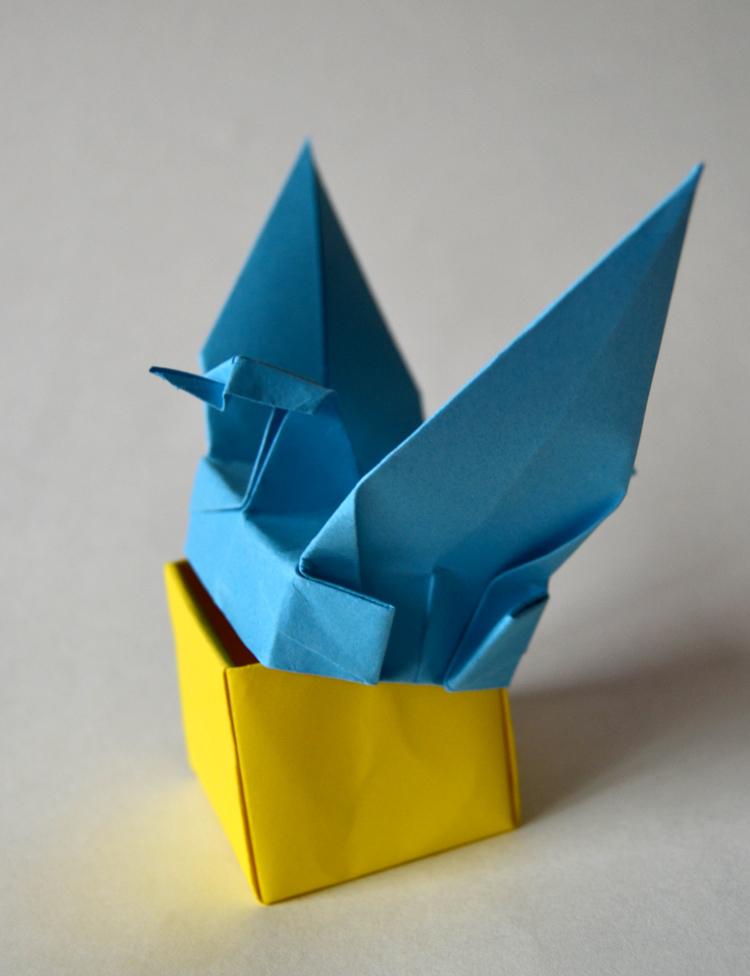 232-Pigeon box