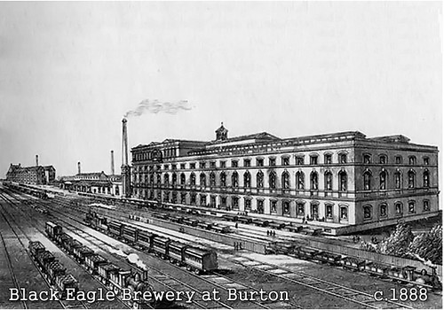 black-eagle-brewery-1888 | by jbrookston