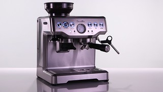 Breville - the Barista Express | by Tippingpoint Labs