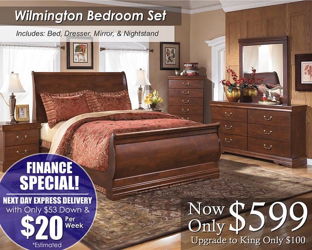 Wilmington Bedroom Finance