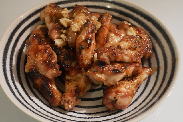 Recipe: Maple Walnut Wings - P1030100