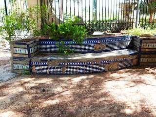 Abandono ruina y degradaci n en el jardines del real o vi for Viveros en segovia