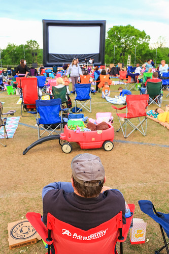 Movies in the Park | by Harrisburg NC