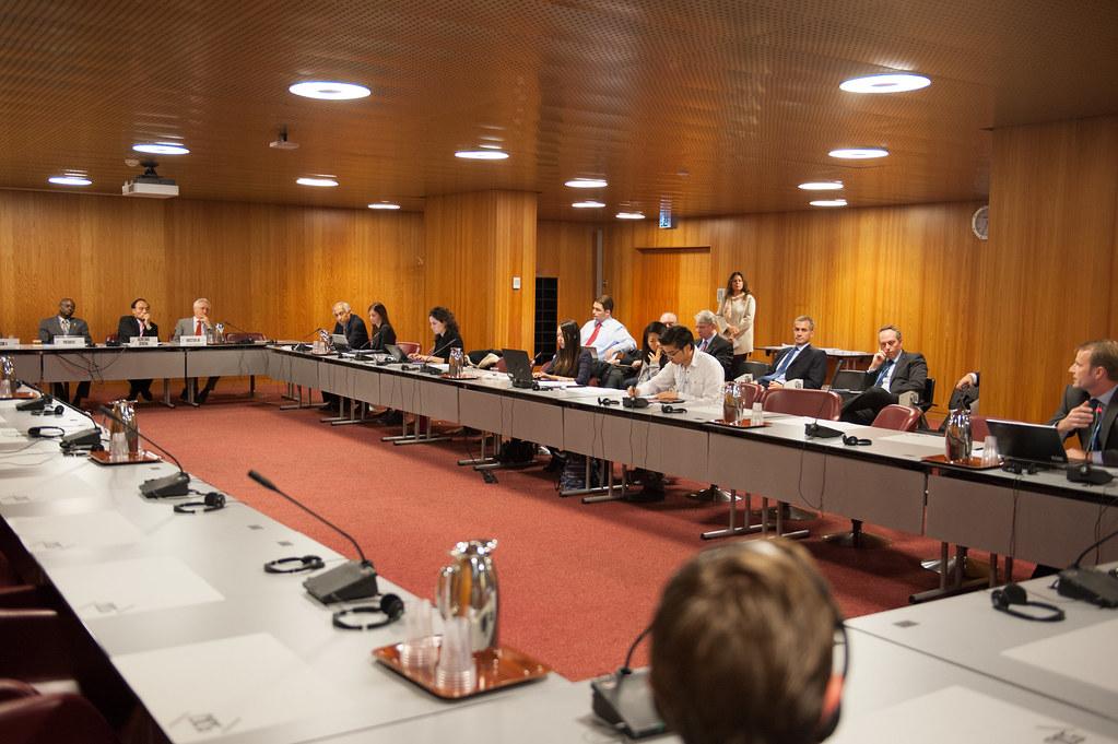 World Radiocommunication Conference Agreement On Allocatin Flickr