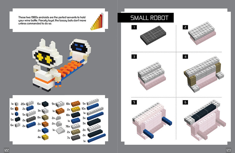 Geeky LEGO Crafts