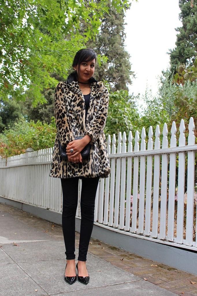 Leopard Print Coat 3