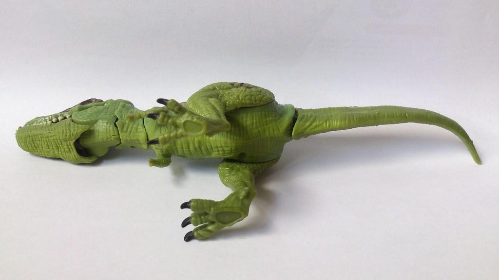 Jurassic World 2015 Jurassic Park 4 Hasbro Bashers Biter Flickr