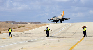 Ready for takeoff | by Israeli Air Force
