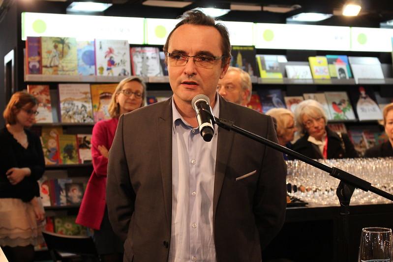 Vincent Monadé (CNL) - Frankfurt Buchmesse 2015