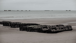 Arromanches | by davidpc_