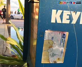 icon face street sticker - Key West - 8968 | by labeauratoire