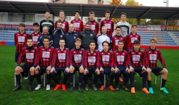 Allievi Regionali, Montorio - Polisportiva Virtus 2-2