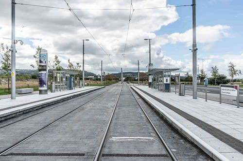 LUAS STOP [CITYWEST] REF-1085543 | by infomatique