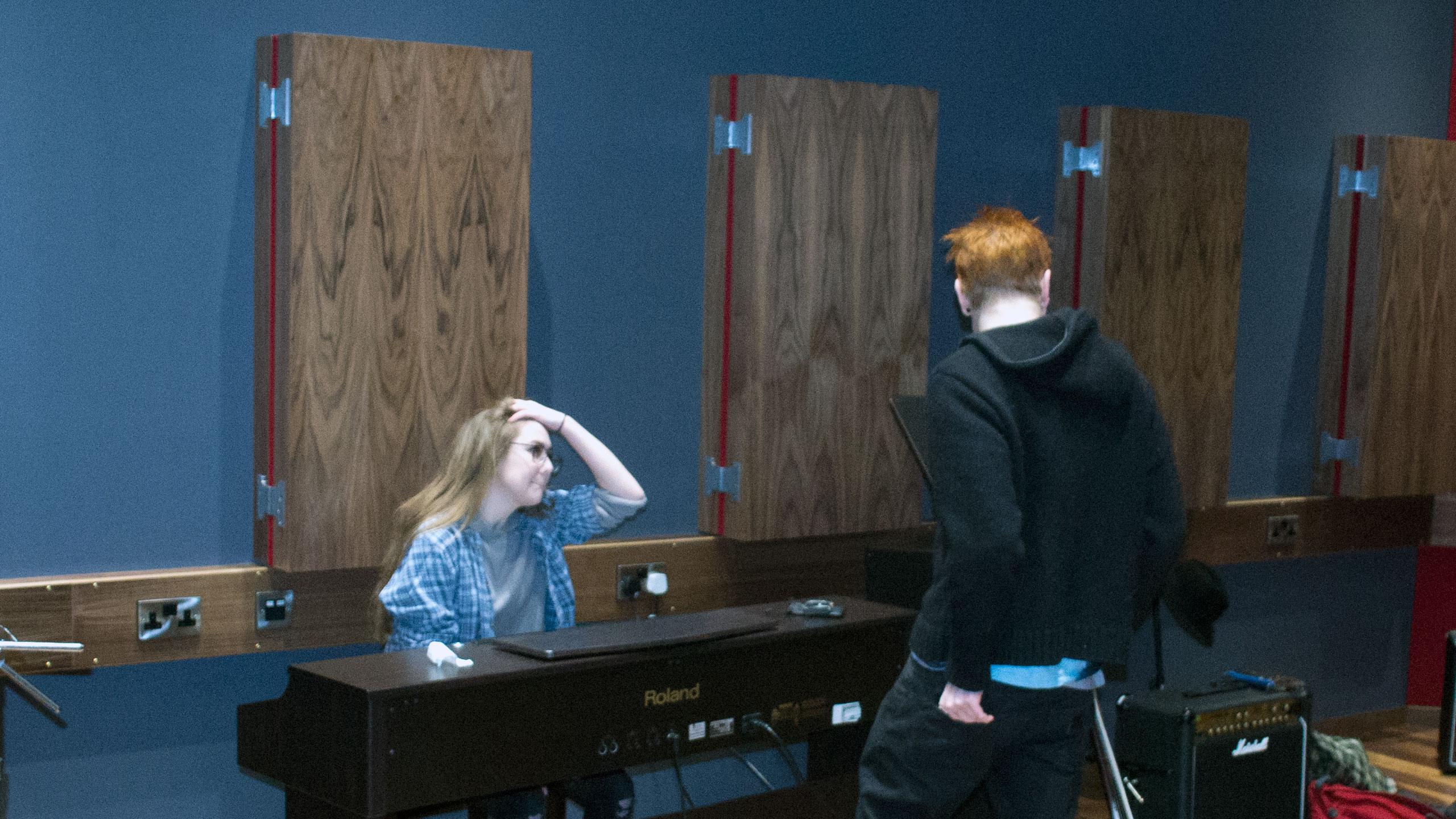 Audio, Sound & Score: Inchoate Recording Session #1