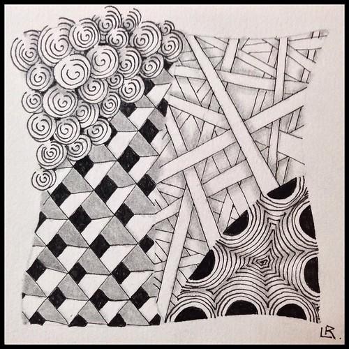 Zentangle 181