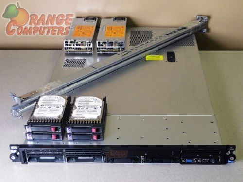 HP ProLiant DL360 G6 Server Dual Xeon X5660 6C 2 80GHz 128