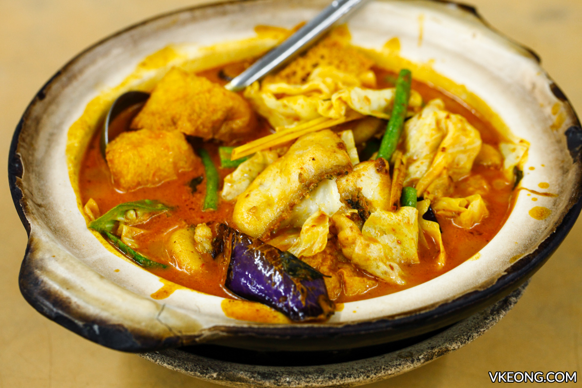 Fish Head Curry Kepong