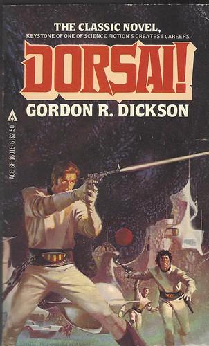 Dorsai! - Gordon R. Dickson [1923-2001] cover artist Jordi Penalva