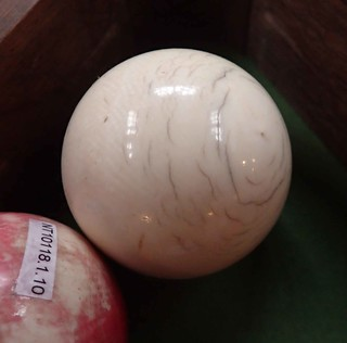 Ivory Billard Ball | by axbridgecaver
