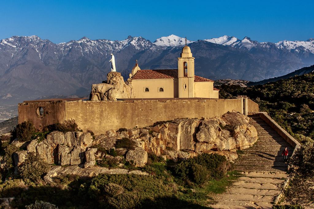la chapelle de la. Chapelle Notre Dame De La Serra Corse | By Proverich