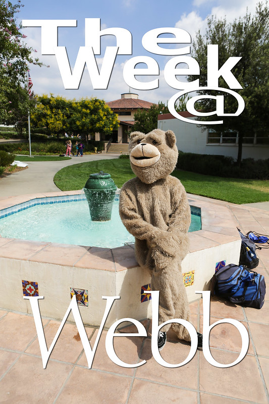 The Week @ Webb - Theme Week 2016