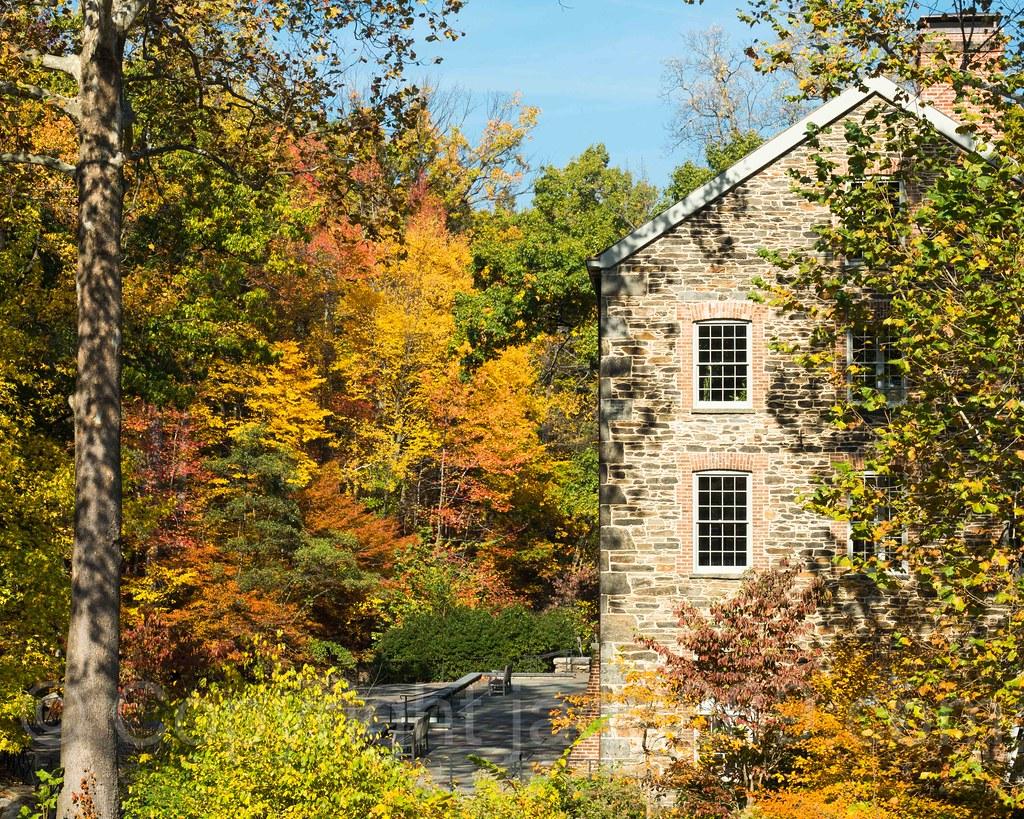 Goldman Stone Mill, The New York Botanical Garden, New Yor… | Flickr