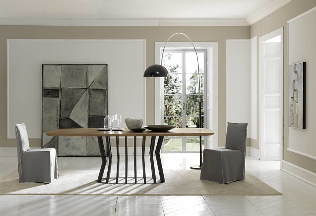 Esstisch Dining Table From Fgf Mobili Esszimmer Dini Flickr