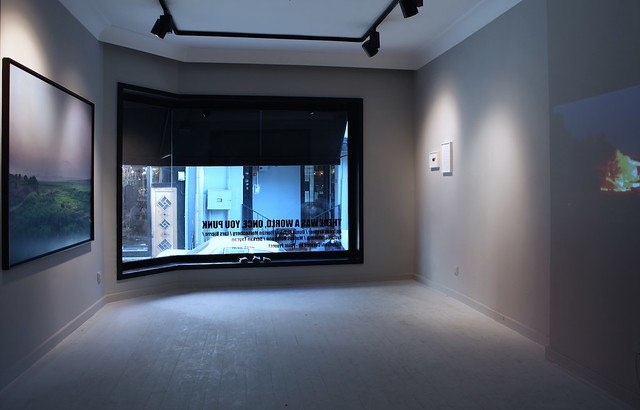 Installation View_5_Serkan Taycan_Andreas Greiner_Lydia Ourahmane