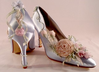 Pink Shoes Wedding Guest