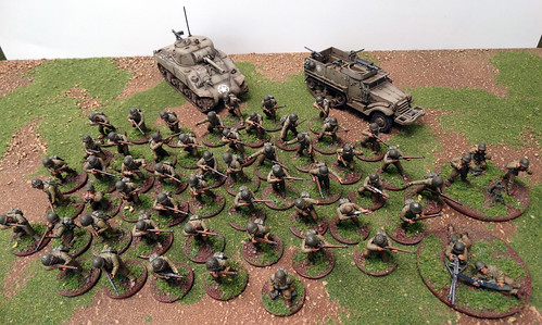 Bolt Action - 1000Pt Us Army