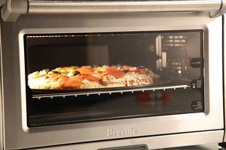 Pizza - Breville Smart Oven Pro | by Tippingpoint Labs