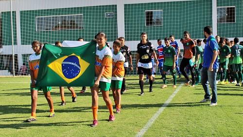 Floresta 1 x 1 Fortaleza - 04/11/2016 - Taça Marcelo Vilar Sub-20