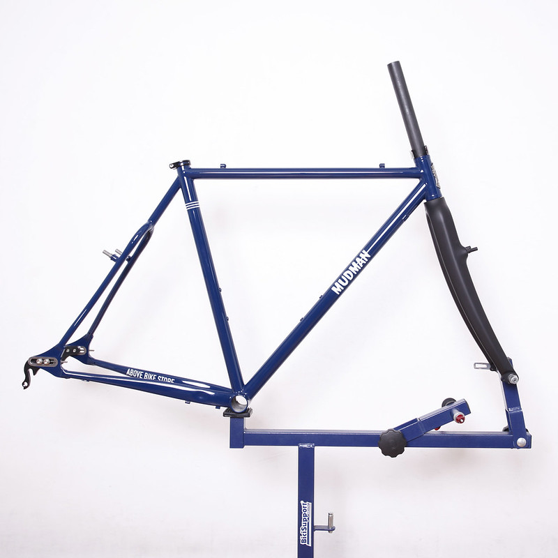 Steel Era Mudman For Canti Brake & Original Carbon Fork