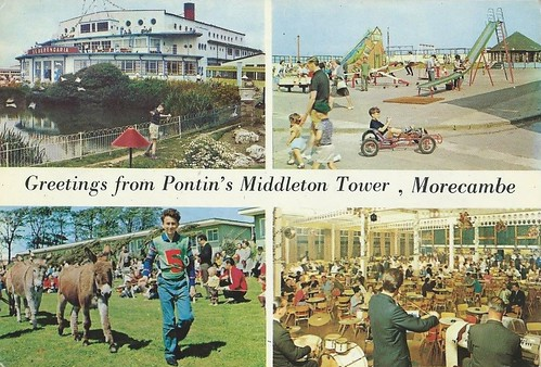 Pontins Middleton Tower Holiday Camp This 65 Acre Camp Was Flickr