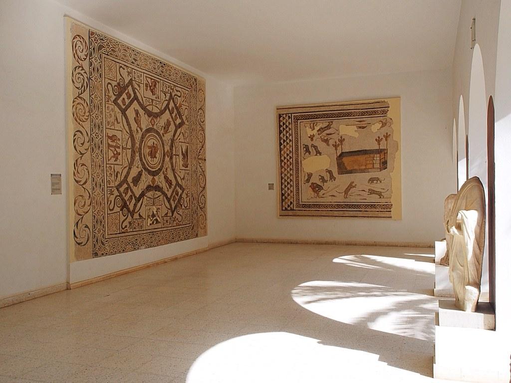 El Jem museo