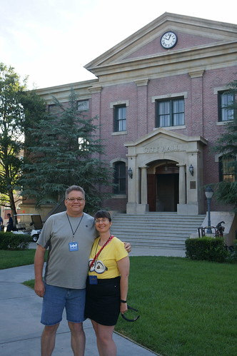 Courthouse Square - Universal Studios Hollywood | by Disney, Indiana