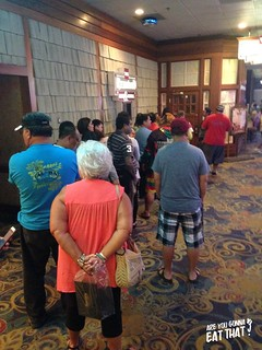 Lineup for oxtail soup at The California Hotel | by are you gonna eat that