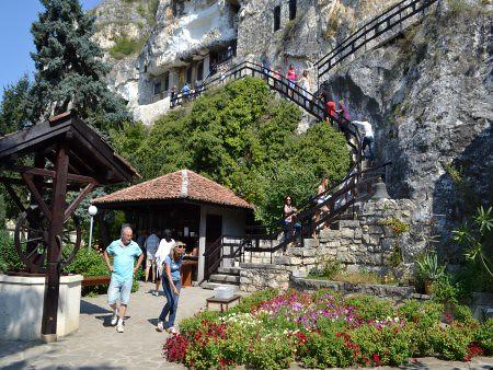Manastirea Basarbovski obiective turistice Ruse 7